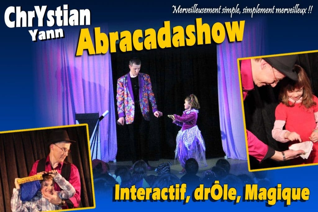 Carte Postale AbracadaShow
